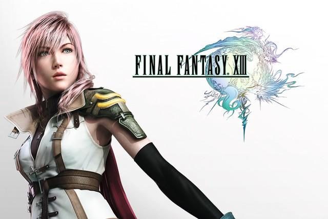 Final Fantasy Xiii Cover Art