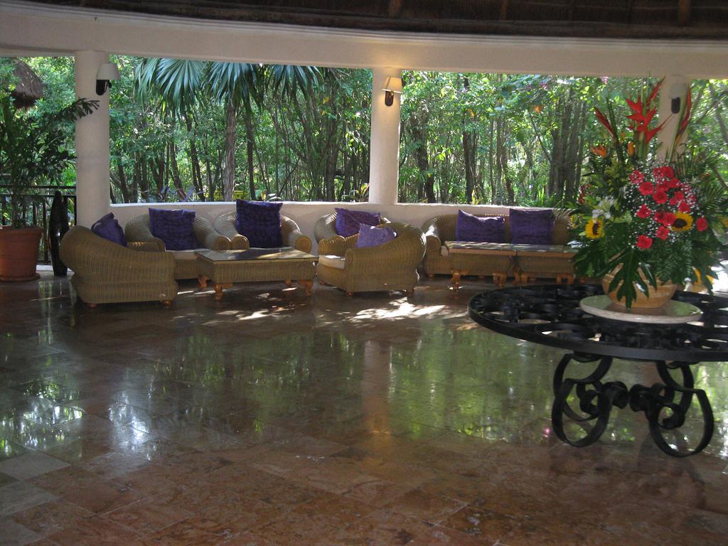 Sandos Caracol Eco Resort Spa In Riviera Maya Mexico