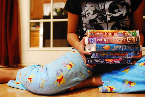 3/365: Pajama Party/Disney Movie Marathon | by Marmella