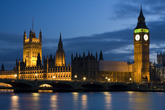 The Tower Of Big Ben , London