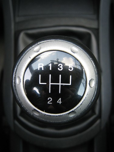 Gear Shift, Seat Ibiza (2005) | by Tilemahos Efthimiadis