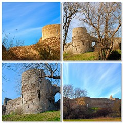 Pevensey - William the Conqueror's First English Castle (3)