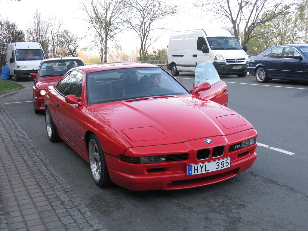 BMW 840 Ci Sport Nakhon100 Flickr