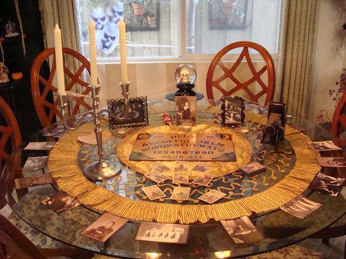 The Seance Table Wish My Ouija Board Had A Planchette