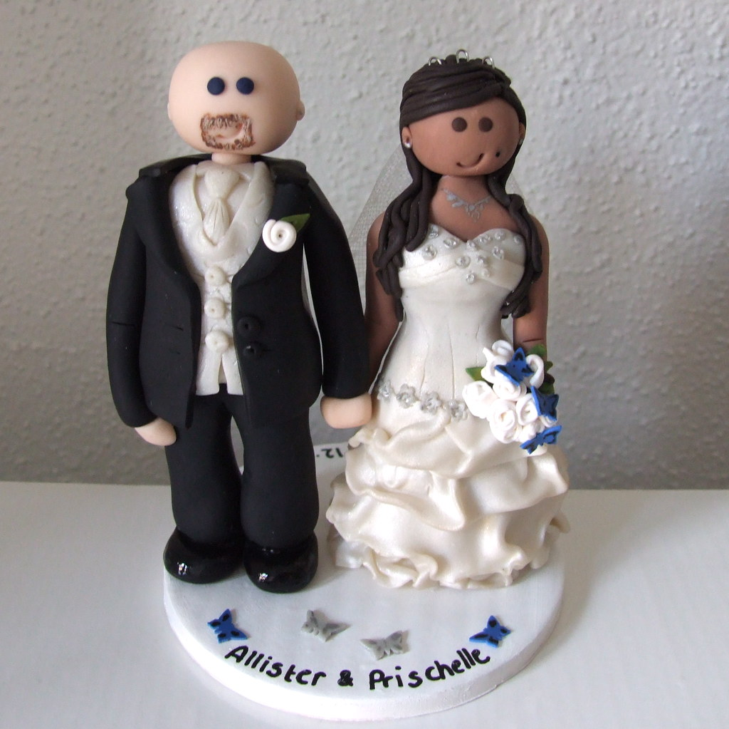 hunting wedding cake toppers canada wedding cake topper handmade wedding cake topper on its 16214