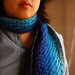 dipped infinity scarf