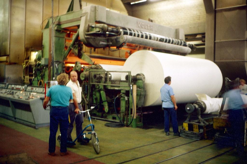 Papierfabrik dachau