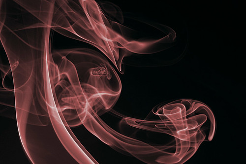 Smoke trail | by *Corrie*