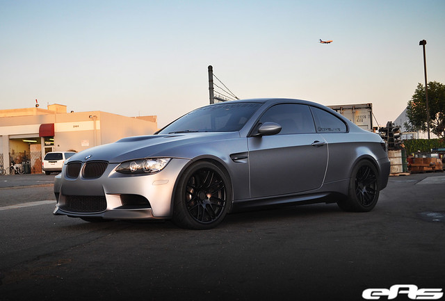 Matte Space Gray Vf E92 M3 W Vmr Vb3 Wheels 4 169 All Right Flickr