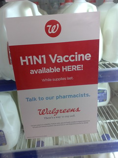 H1N1 available at Walgreens - 0124201017665 | by roland