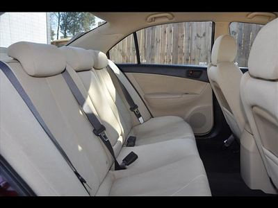 the interior of the 2009 hyundai sonata gls now availabl flickr. Black Bedroom Furniture Sets. Home Design Ideas