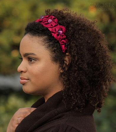 Natural Hair Accessories Headbands