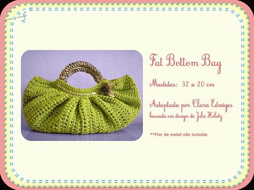 Fat Bottom Bag Velvet Ballet Flickr