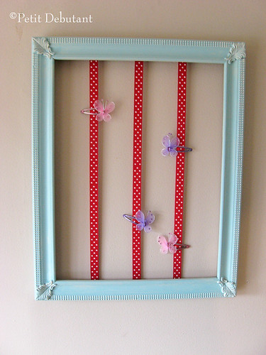 1-30-10 Hair Bow Holder | by Petit Design Co.