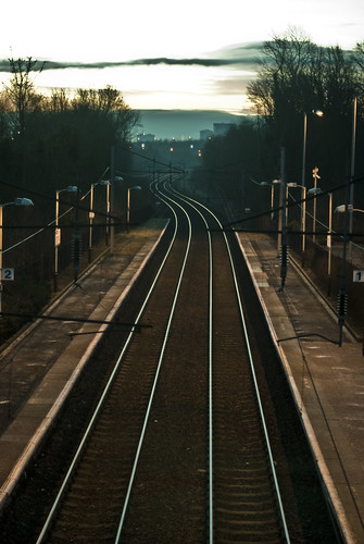 Tracks. | by Jawn McClenaghan.