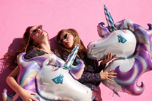 unicorn balloons | by ...love Maegan