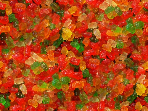 gallery for gummy bear wallpaper