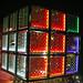 Rubik's Cube Staircase