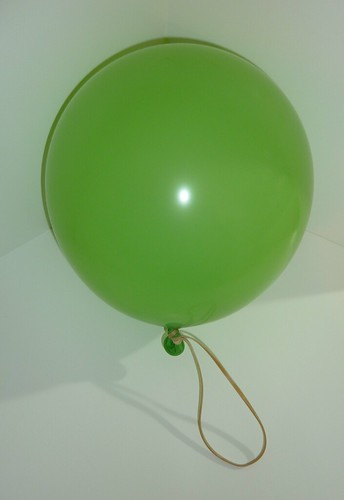 Balloon Yo-yo (aka homemade punch balloon or ball) | by judy_jowers