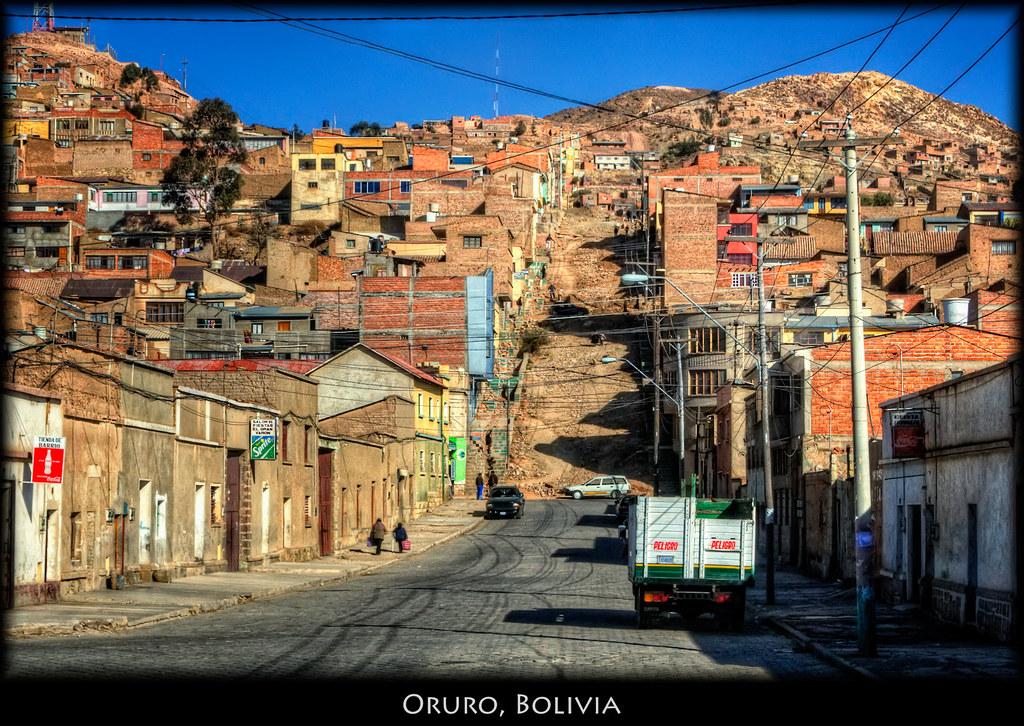 Oruro city