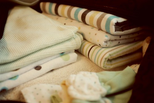 baby blankets | by I Should Be Folding Laundry