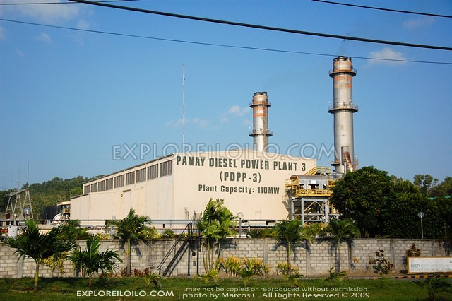 panay diesel power plant in dingle dingle iloilo. Black Bedroom Furniture Sets. Home Design Ideas