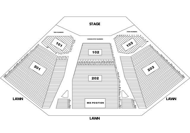 Alpine valley seating chart if you are not out on the alpi flickr