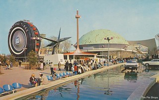 Transportation Area - 1964-65 New York World's Fair | by The Cardboard America Archives