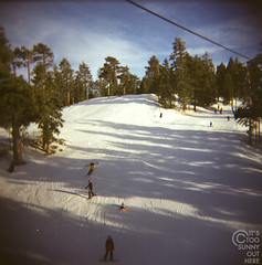 Big Bear Holga 12 | by TooSunnyOutHere