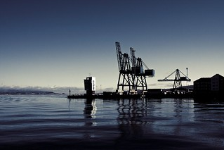 Clydeport | by Ashley Baxter