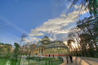 Palacio de Cristal, Madrid, Retiro Park | by Ben, Notes from Spain