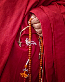 Prayer Beads, Bhutan | by susani2008