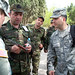 DTRA personnel interpret for Azerbaijani arms control inspectors