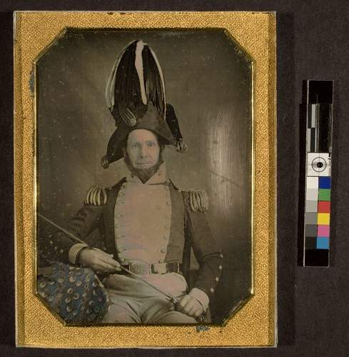 Portrait of General Daniel D. Minier, New York State Militia | by George Eastman Museum