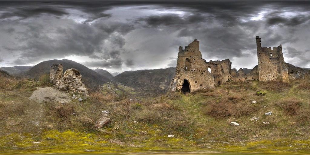 New Nikon Camera >> Chateau de Miglos - Miglos Castle | Le Chateau de Miglos Fra… | Flickr