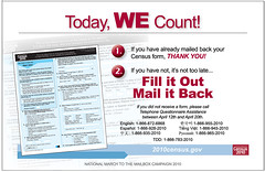 March to the Mailbox Flyer | by US Census Bureau
