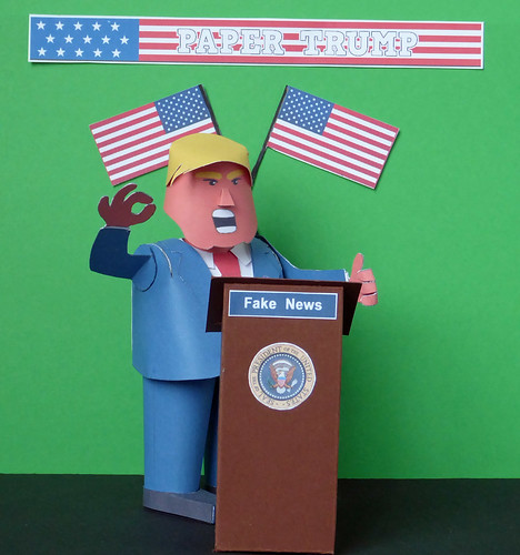 Paper Trump