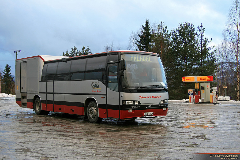 2001 Volvo B10M / Carrus Star 302   Combined bus and cargo, …   Flickr