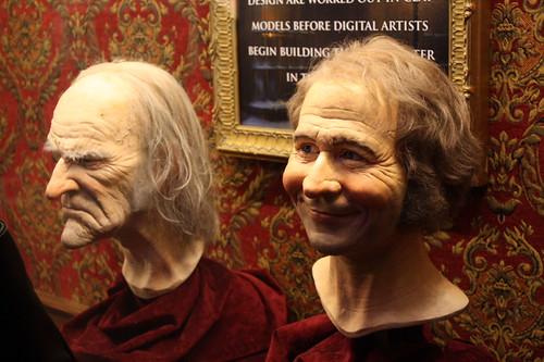 models of A Christmas ... Jim Carrey