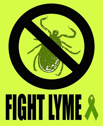 fight lyme. | by Kim | Affairs of Living