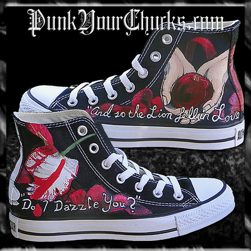 new release great deals 2017 official store Twilight Converse   Twilight Converse Custom Sneakers by www ...