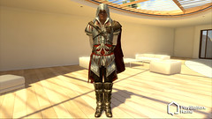 Playstation Home Assassin's Creed II outfit | by PlayStation.Blog
