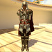 Playstation Home Assassin's Creed II outfit