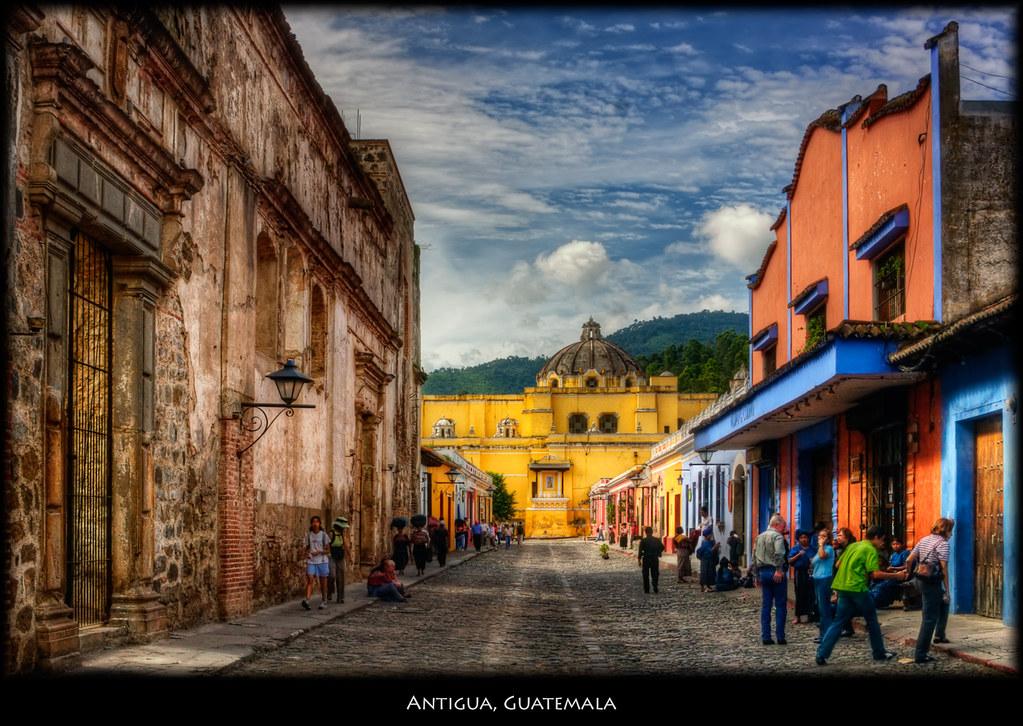 Antigua, Guatemala | Antigua is full of cobblestone ...