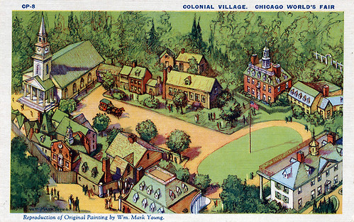 Colonial Williamsburg Halloween
