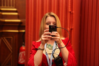 LeWeb Receptions at City Hall, Paris - Amanda Coolong | by b_d_solis