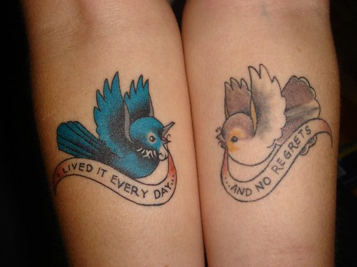 I Love The Sailor Jerry Style