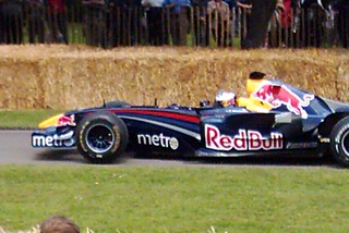Red Bull - Renault RB3 | by 74Mex
