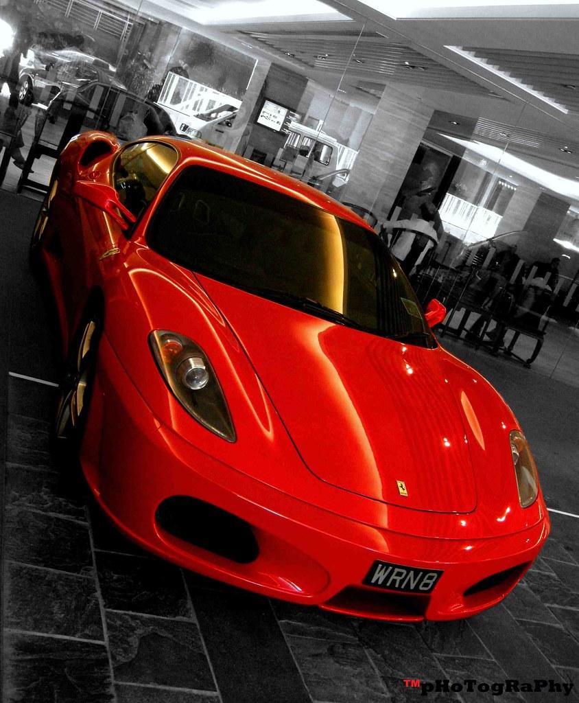 Cenário 3d Ferrari F430 Modelo 3d: Dusty Malaysian F430... At 1 Point, Valet