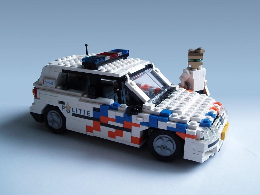 Dutch Police Vw Golf 2 Dutch Police Use Many Different